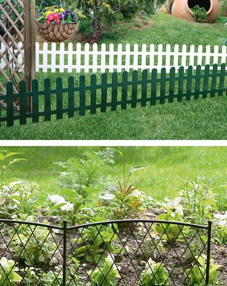Borduras para jardin de hormigon amazing ideas con - Bordillos para jardines ...