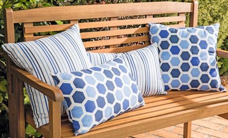 Muebles de jard n leroy merlin - Cojines muebles exterior ...