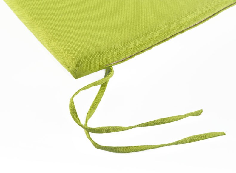 Coj n base silla naterial mary valentine verde ref - Cojines sillas leroy merlin ...