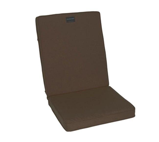 Coj n silla premium chocolate ref 14101990 leroy merlin - Cojines sillas leroy merlin ...