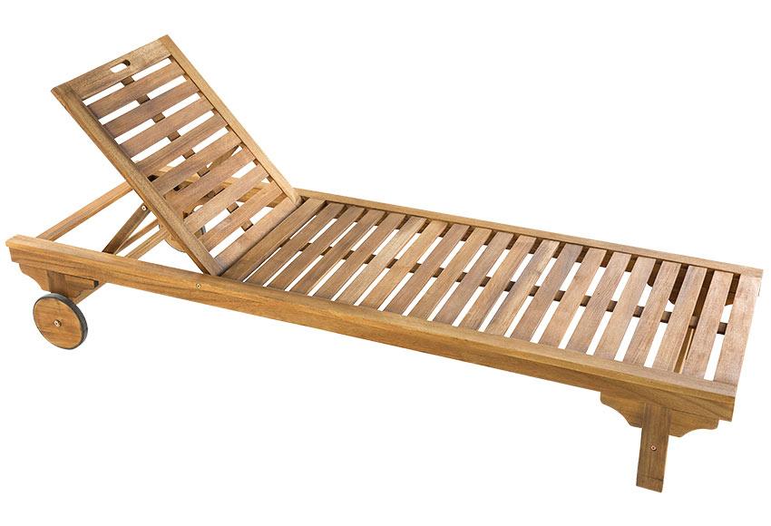 Tumbona madera de acacia porto ref 19203135 leroy merlin - Tumbonas leroy merlin ...