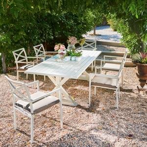 Muebles de jard n leroy merlin for Mobiliario de jardin en sevilla