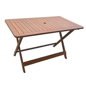 Mesas leroy merlin - Mesa acacia extensible ...