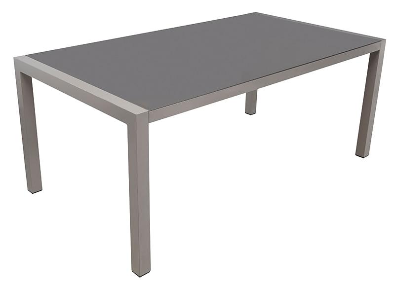 Mesas De Jardin De Aluminio Ideas De Disenos
