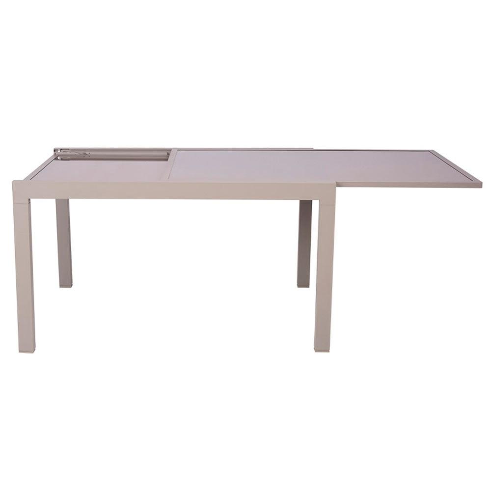 mesa de aluminio andalucia extensible ref 17194352
