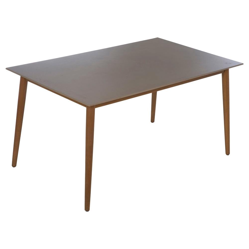 Mesa de madera andros ref 19199516 leroy merlin for Mesa picnic madera leroy merlin