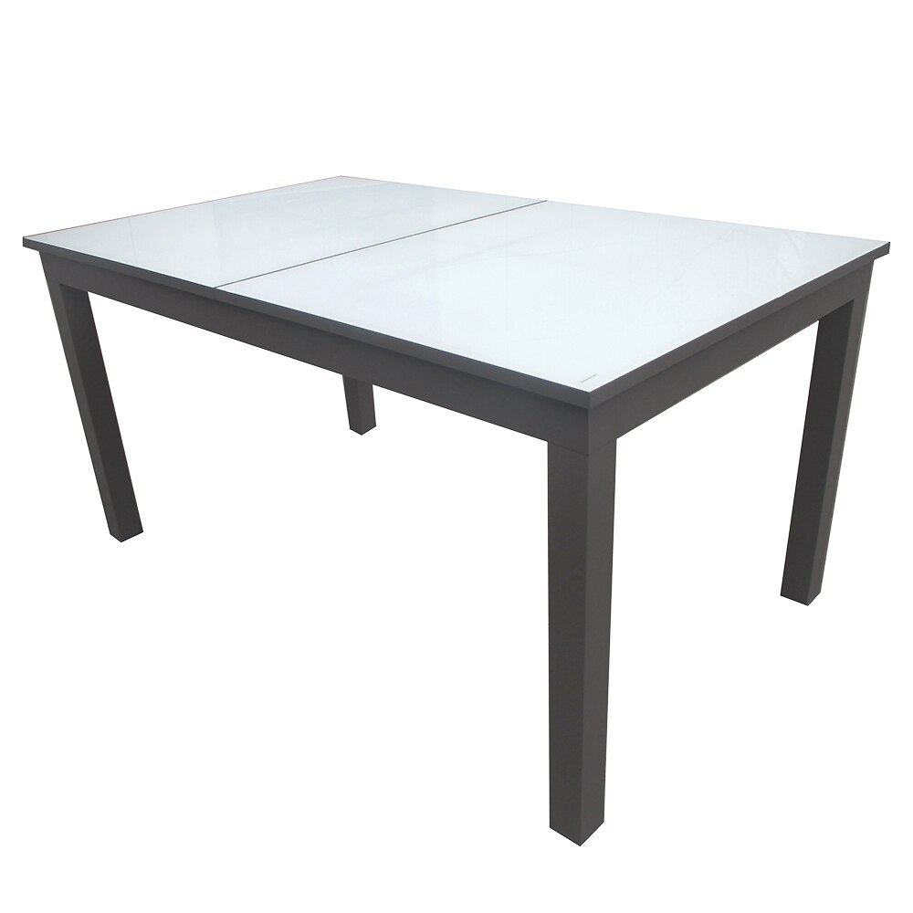Mesa extensible de aluminio TEIDE Ref. 81870371 - Leroy Merlin