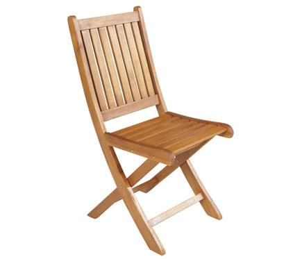 Dos sillas de madera acacia ref 13107612 leroy merlin - Sillas plegables leroy merlin ...