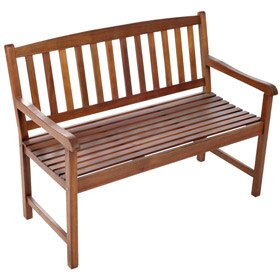 Conjunto madera de acacia porto 150 210 ref 010114 for Banco madera jardin carrefour