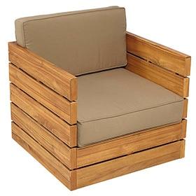 Mesa de madera de acacia montevideo ref 17236282 leroy for Mesa picnic madera leroy merlin