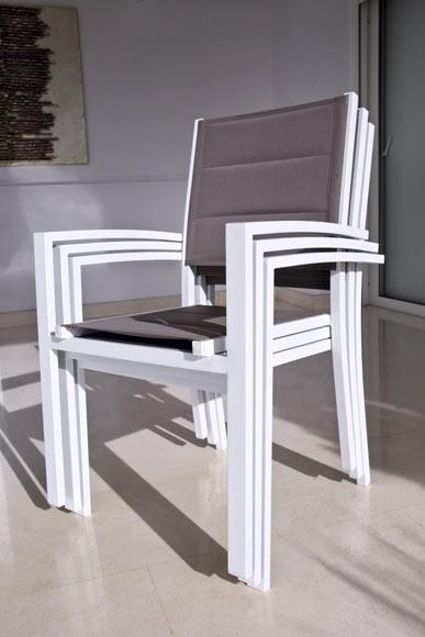 Lisboa Silla Aluminio Blanco Ref17783570 Merlin Leroy De T3cuF1lKJ
