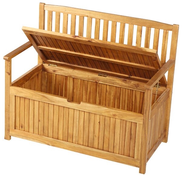 Banco de madera asturias ref 17856125 leroy merlin for Banco madera jardin carrefour