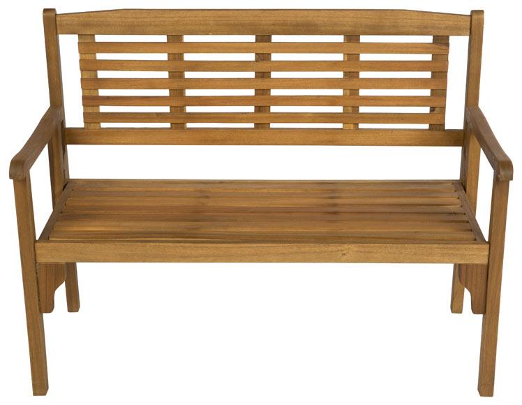 Banco de madera plegable acacia ref 19206502 leroy merlin - Bancos de madera leroy merlin ...