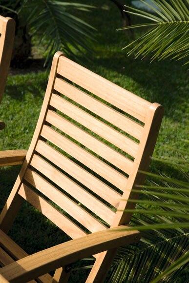 silla de madera de acacia porto ref 19208420 leroy merlin. Black Bedroom Furniture Sets. Home Design Ideas