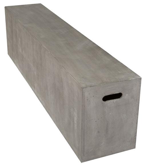Banco de cemento portland ref 19210086 leroy merlin for Cordoli in cemento leroy merlin