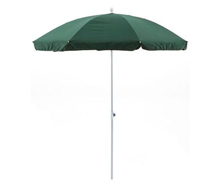 parasol de aluminio con toldo de 200 cm verde ref 13016010 leroy merlin. Black Bedroom Furniture Sets. Home Design Ideas