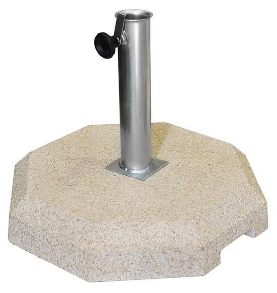 Pie de parasol hormig n 37 kg ref 15710184 leroy merlin - Pies para sombrillas ...