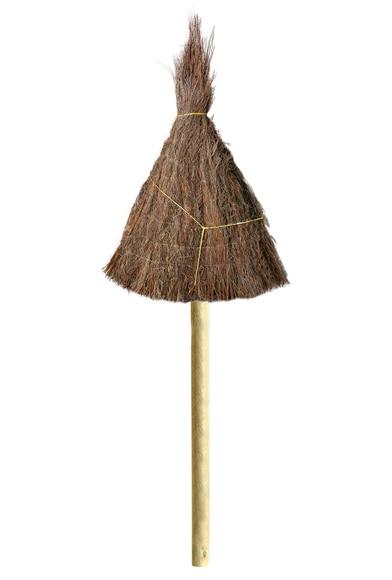 Parasol de brezo de 220 cm brezo ref 16289672 leroy merlin - Parasoles leroy merlin ...