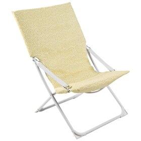 Silla de playa marsella esmeralda ref 17784893 leroy merlin - Sillas playa leroy merlin ...