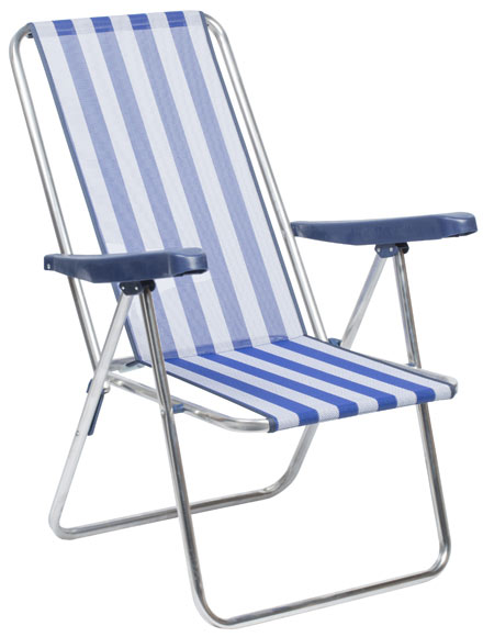 Silla de playa basic ref 18039714 leroy merlin - Sillas de playa leroy merlin ...