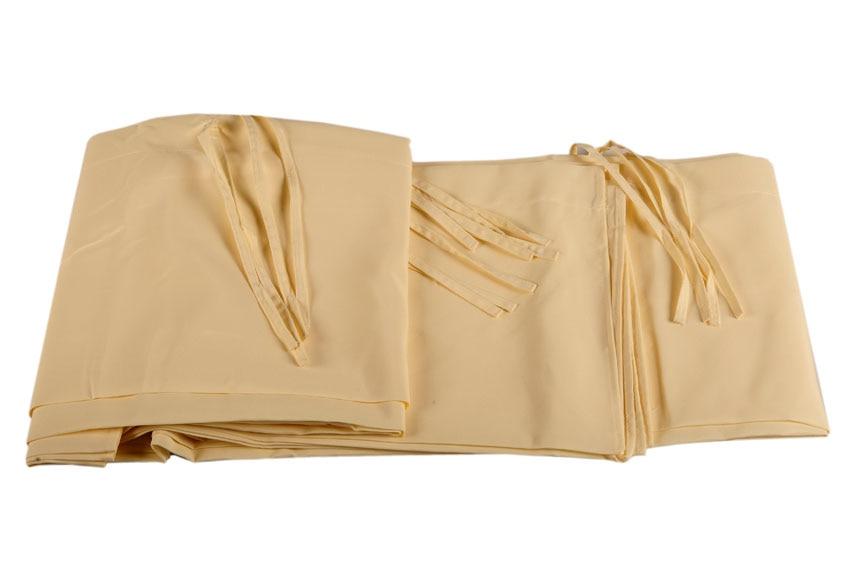 Toldo para p rgola elegance ref 13433833 leroy merlin - Como hacer un toldo casero ...