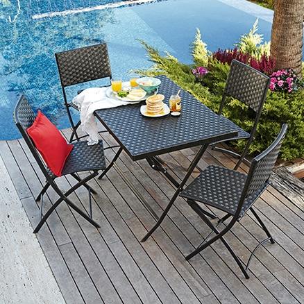 Conjuntos de muebles para balc n leroy merlin - Leroy merlin conjuntos jardin ...