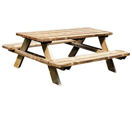 Set de madera de pino MATISSE
