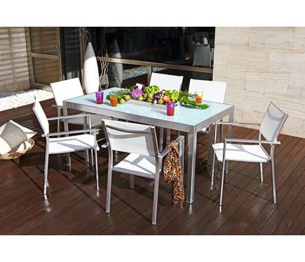 Ofertas de mobiliario de terraza compara precios en for Oferta mobiliario terraza