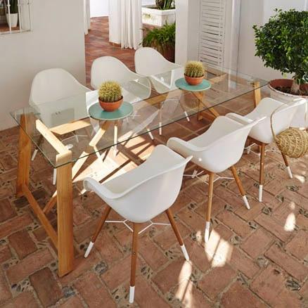 Conjuntos de muebles para comer leroy merlin - Leroy merlin conjuntos jardin ...