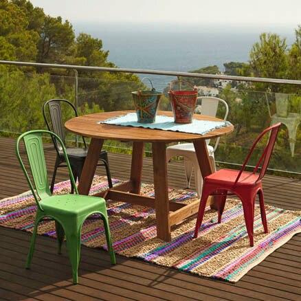 Conjuntos de muebles para comer leroy merlin for Sillas oficina leroy merlin