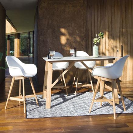 Conjuntos de mesas y sillas leroy merlin - Mesas en leroy merlin ...