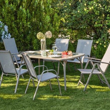 Conjuntos de mesas y sillas - Leroy Merlin