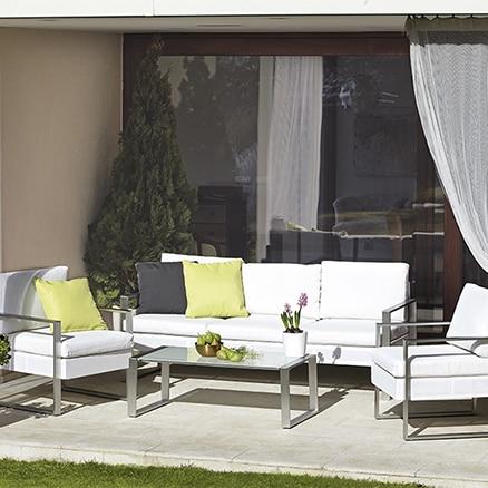 Conjuntos de muebles con mesa baja leroy merlin - Muebles de terraza leroy merlin 2017 ...