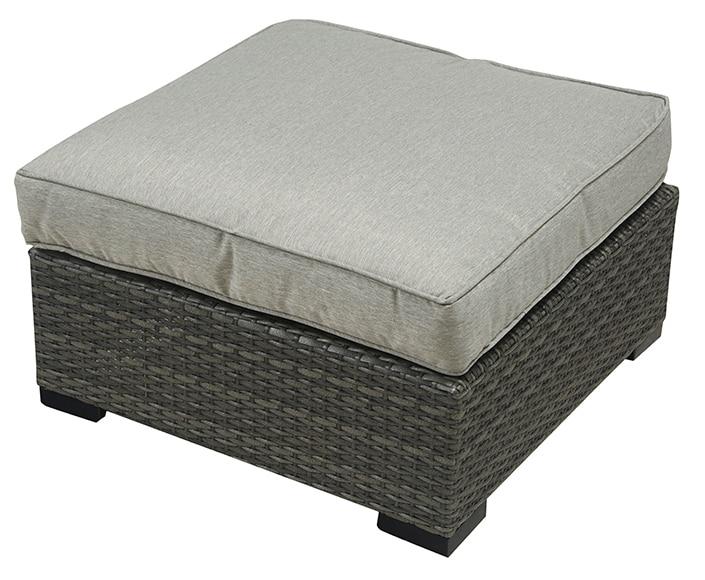 Set de aluminio y rat n sint tico coimbra ref 16564051 - Puff cama leroy merlin ...