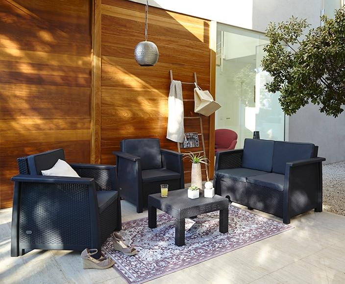 Dimension salon de jardin havana leroy merlin - Leroy merlin salon de jardin havana toulouse ...