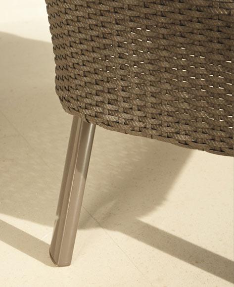 Set de aluminio y rat n sint tico italia ref 17782030 for Leroy merlin prato sintetico