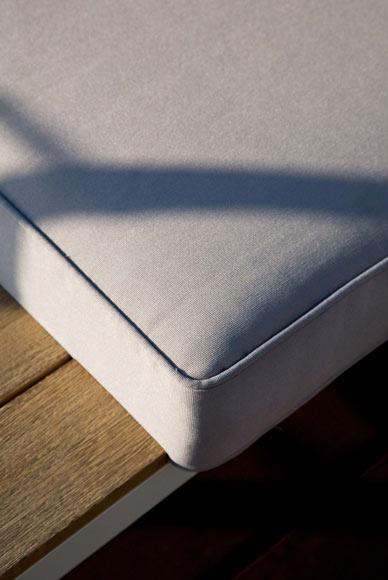 Conjunto de aluminio y madera san diego ref 010115 for Sofa exterior leroy
