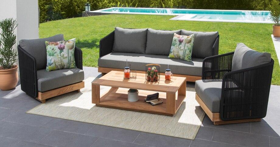 c76de44a Conjuntos de sofás y mesa baja - Leroy Merlin