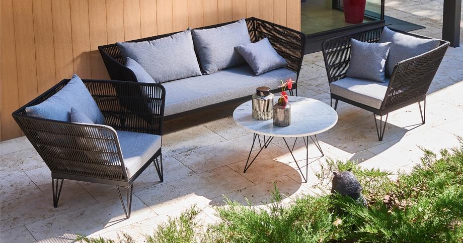 c36bd7400 Conjuntos de sofás y mesa baja - Leroy Merlin