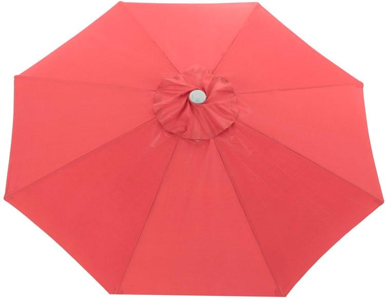 Toldo para parasol rojo ref 14698691 leroy merlin - Rode leroy merlin parasol ...