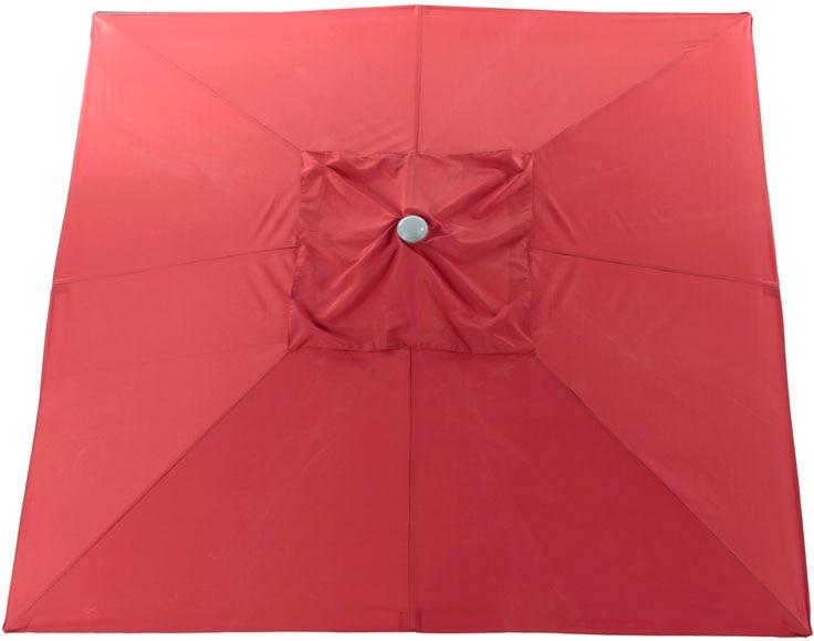 Toldo para parasol rojo ref 14698831 leroy merlin - Rode leroy merlin parasol ...