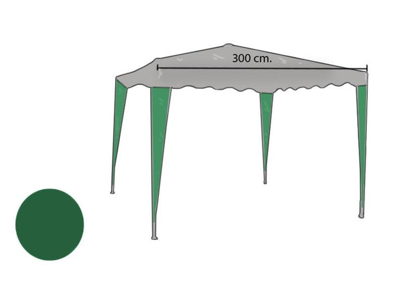 cortinas para gazebo verde ref 15281462 leroy merlin