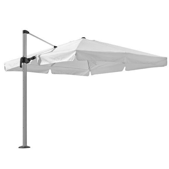 Toldo para parasol maldivas blanco ref 15310043 leroy for Parasol deporte rectangulaire leroy merlin