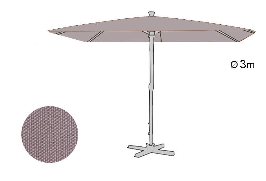 Toldo para parasol sahara beige ref 15959363 leroy merlin - Rode leroy merlin parasol ...