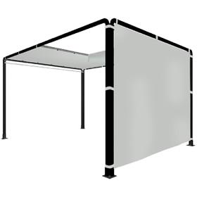 Repuestos de p rgolas y parasoles leroy merlin for Cortinas para pergola 3x3
