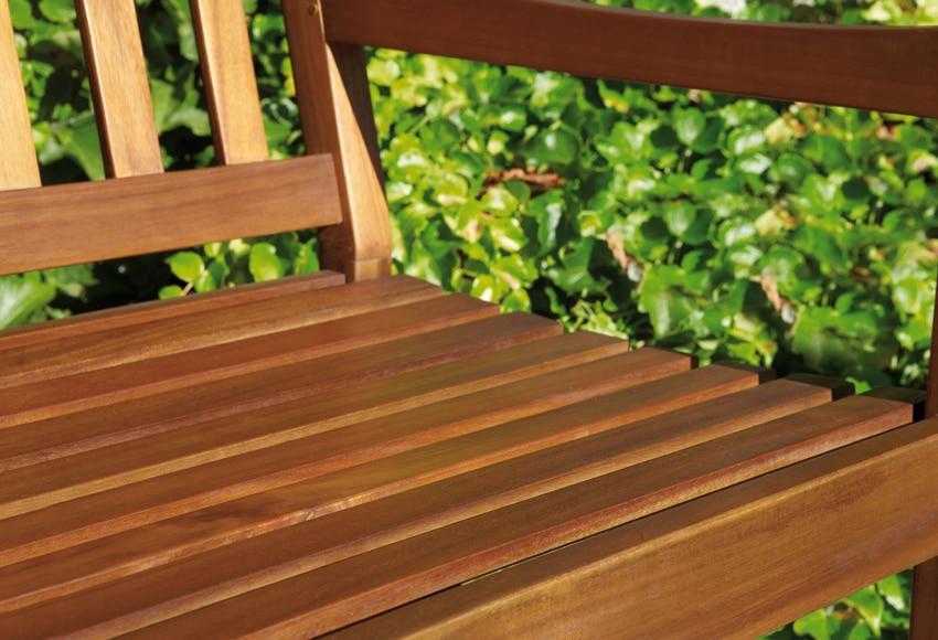 Banco de madera de acacia acacia ref 16563652 leroy merlin - Bancos de madera leroy merlin ...
