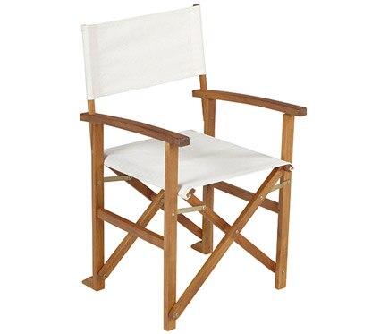 Sill n de madera de acacia regidor ref 16568685 leroy - Sillas plegables leroy merlin ...