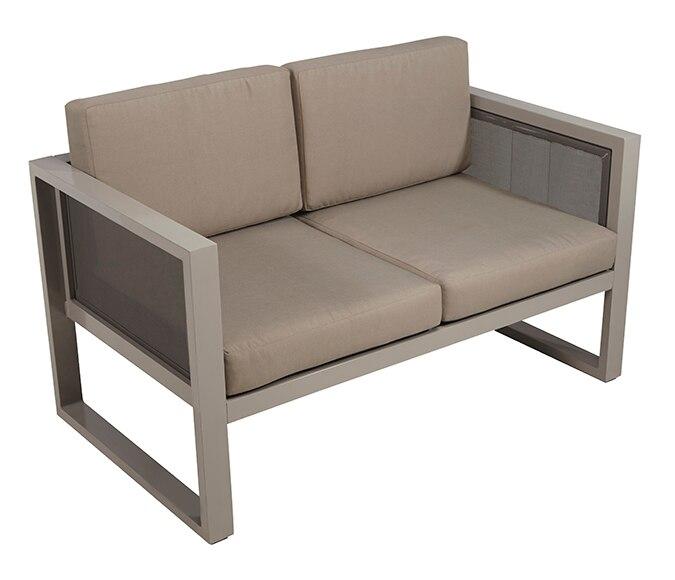 Sof De Aluminio Y Textileno Caribe Ref 17198671 Leroy