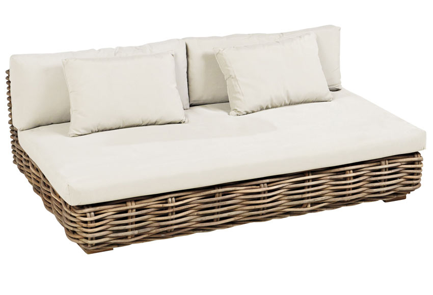 Sof de rat n natural bora ref 17783745 leroy merlin for Muebles de jardin carrefour outlet