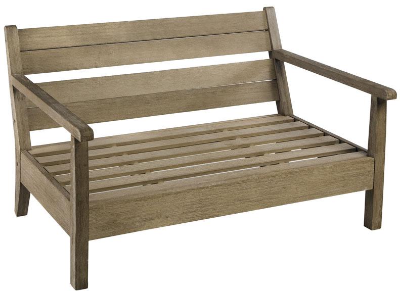 Sof de madera martinica ref 17810604 leroy merlin - Sofas de madera ...